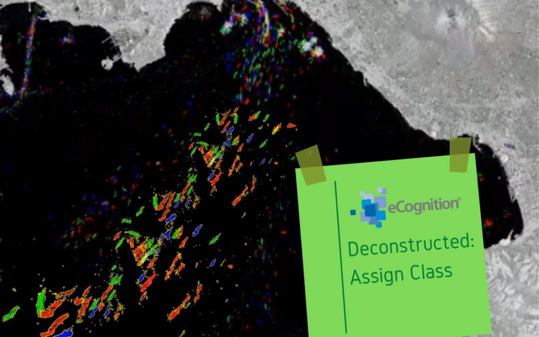 eCognition – Assign Class